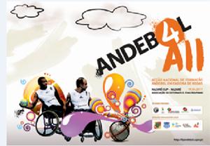Andebol 4 All - Acção Nacional de Formação Andebol em Cadeira de Rodas