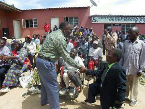 Angola: Deficientes têm instrumentos de trabalho