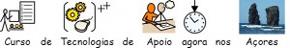 Curso Tecnologias de Apoio nos Açores