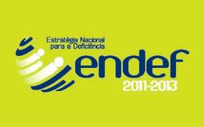Estratégia Nacional para a Deficiência 2011-2013 (ENDEF)-Publicação em Diário da República