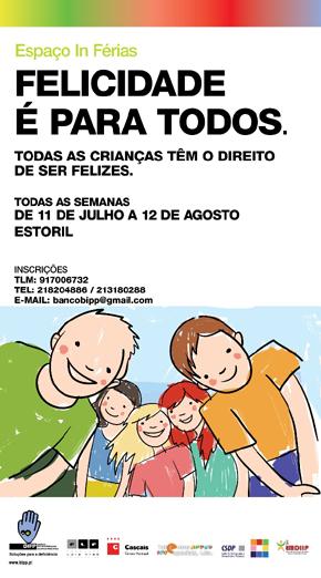 Campos de Férias Inclusivos - BIPP - Verão 2011