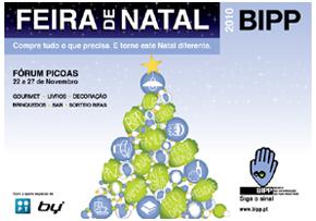 Feira de Natal do BIPP 2010