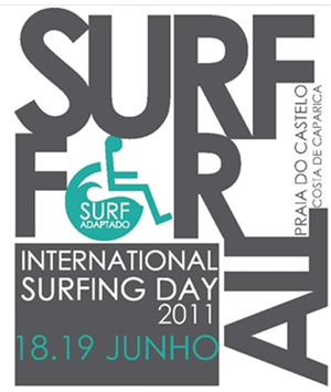 International Surfing Day 2011 - Surf Adaptado
