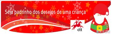 Correios de Portugal abrem a sua rede, de forma gratuita, para ajudar a cumprir desejos de