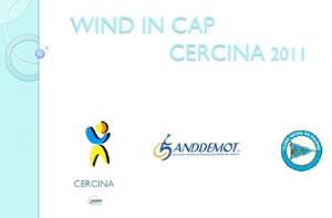 Wind in Cap CERCINA 2011