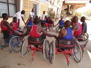 Em Angola, mais de 80 mil pessoas com deficiências beneficiam de assistência