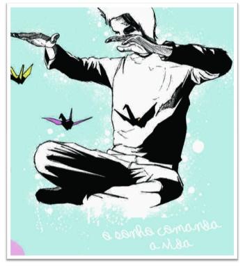 Programa Festival dos sentidos - 12/2/2013