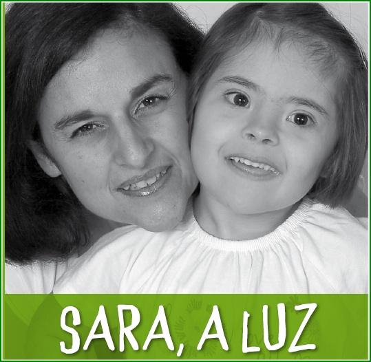 Nasceu 'Sara, a Luz'!